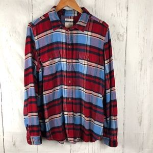 AEO Ahh-Mazingly Soft Plaid Flannel XL
